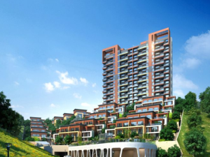 深圳半山半海新房楼盘图片