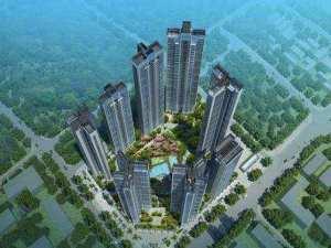 深圳华联全景国际新房楼盘图片
