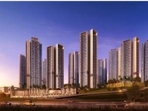 深圳里城玺樾山新房楼盘图片