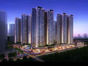 深圳颐安都会中央3期新房楼盘图片
