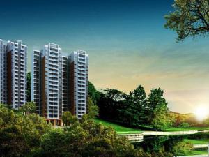 广州合生湖山国际新房楼盘图片