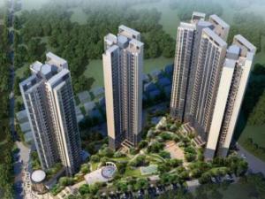 深圳长庆小时代新房楼盘图片