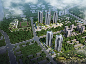 深圳君华时代新房楼盘效果图3