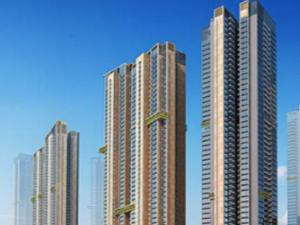 深圳兆邦基碧湖春天新房楼盘图片