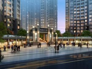 深圳财富城新房楼盘图片