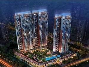 深圳泊郡新房楼盘图片