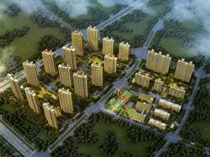 南京中南熙悦新房楼盘图片