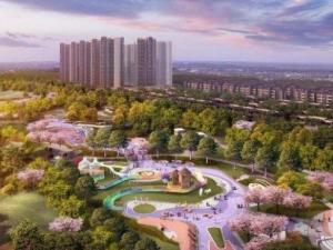 深圳华润公园九里花园新房楼盘图片
