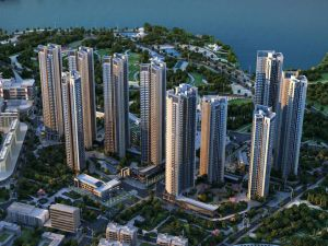 深圳特发天鹅湖畔新房楼盘图片