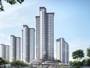 广州越秀和樾府新房楼盘图片