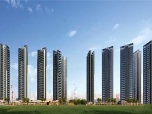 深圳京基御景中央花园一期新房楼盘图片