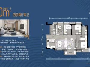 深圳玺悦台新房楼盘户型图43