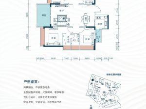 深圳星都梅沙天邸新房楼盘户型图62