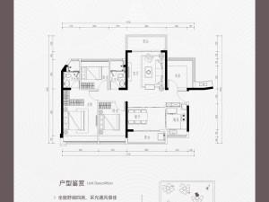 深圳龙光玖悦台新房楼盘户型图111