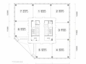 深圳益田科技中心新房楼盘户型图43