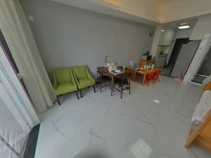 财富广场 1室1厅 42.18㎡ 整租_财富广场租房客厅图片4
