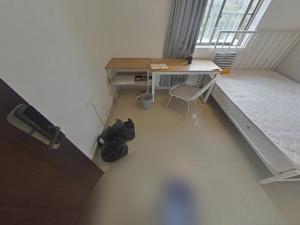 景贝南住宅区 3室2厅 93.54㎡ 整租_景贝南住宅区租房卧室图片4