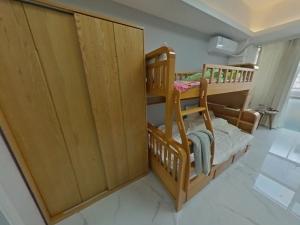 财富广场 1室1厅 42.18㎡ 整租_财富广场租房卧室图片8