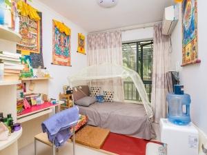 可园六期 6室2厅 149㎡ 精装_可园六期二手房卧室图片7