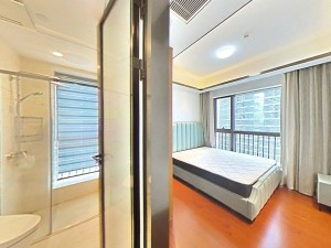 龙光玖钻 4室2厅 132.42㎡ 整租_龙光玖钻租房卧室图片8