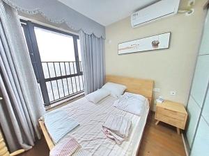 万科时代广场 2室1厅 67㎡ 整租_万科时代广场租房卧室图片7
