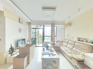 绿海名都 3室2厅 106㎡ 整租_深圳南山区前海租房图片