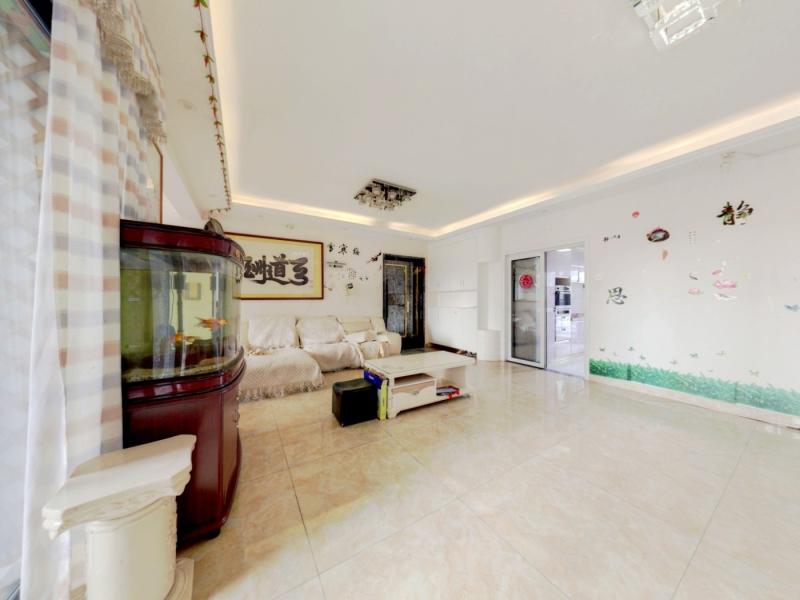 悦城花园一期 3室1厅 153.46㎡ 整租_悦城花园一期租房客厅图片1