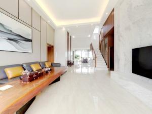 君汇新天花园 7室4厅 172㎡ 精装深圳南山区深圳湾二手房图片