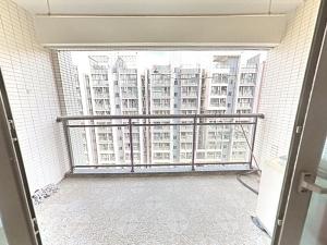 富通瑞翔居 3室1厅 93.18㎡ 整租_富通瑞翔居租房阳台图片13
