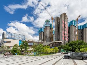 深圳丁山河畔新房楼盘实景图15