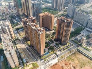 深圳大族云峰花园新房楼盘实景图82