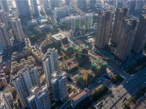 深圳山海四季城2华府新房楼盘实景图8
