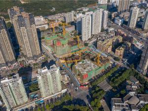 深圳山海四季城2华府新房楼盘实景图6
