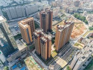 深圳大族云峰花园新房楼盘实景图78