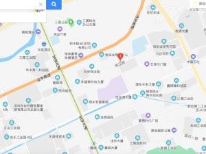 深圳盛合天宸家园新房楼盘交通图2