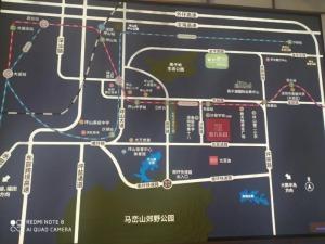 深圳豪方东园新房楼盘交通图10