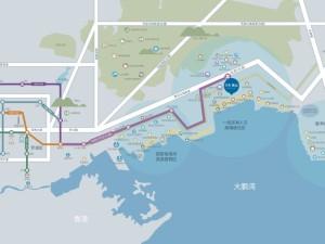 深圳青谷CYANVALLEY新房楼盘交通图56