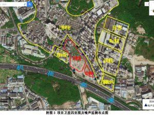 深圳锦顺名居新房楼盘交通图8
